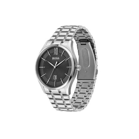 Silver Link Watch