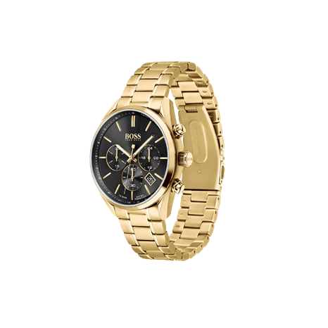 gold hugo boss